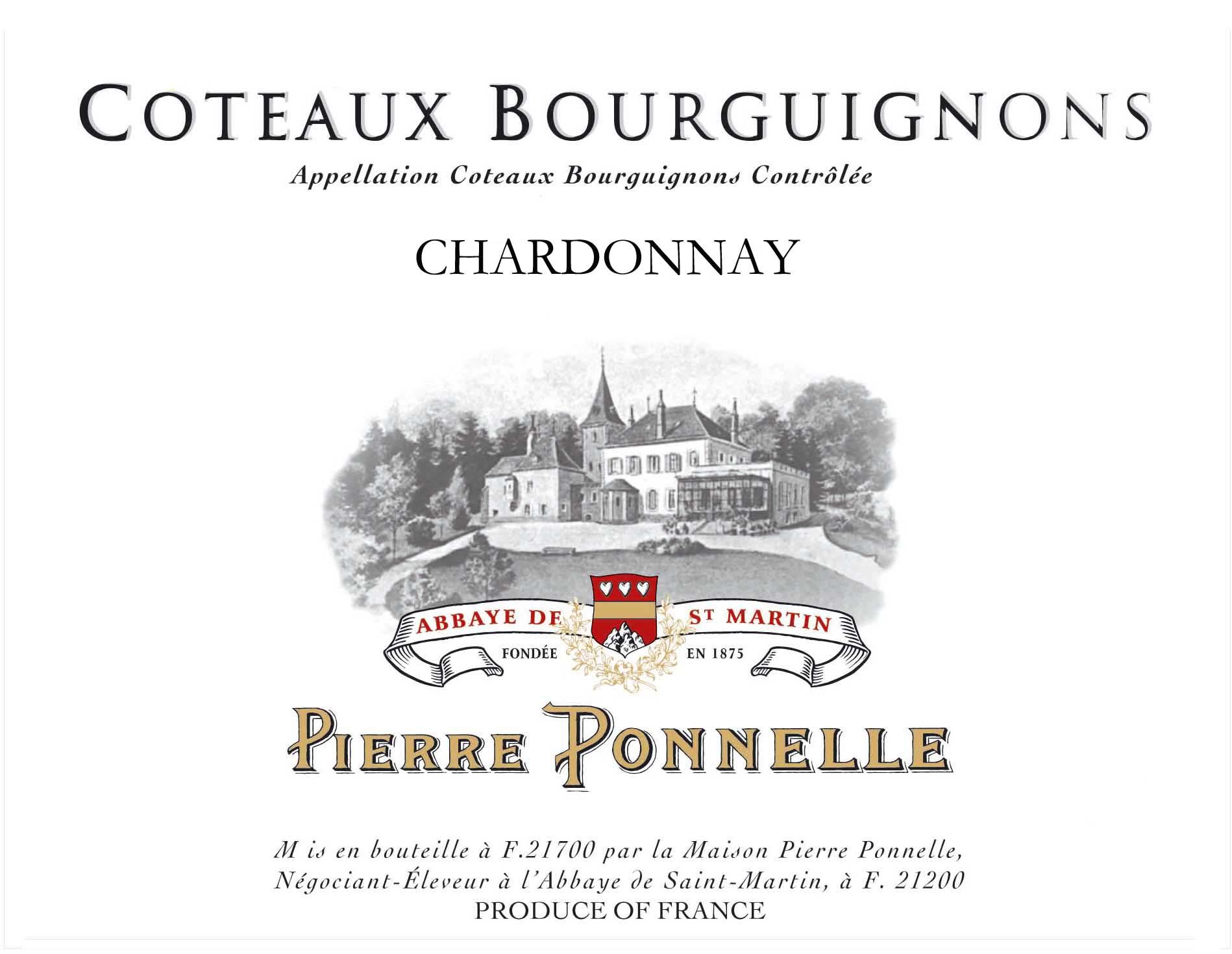 Coteaux Bourguignons Chardonnay